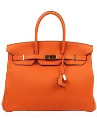 Hermès Birkin - Arancione
