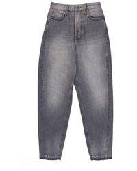 Department 5 Jeans Lipa - Grau