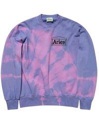 Aries Sweatshirt - Paars
