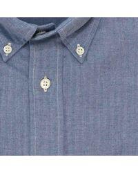 Breuer Camisa Azul