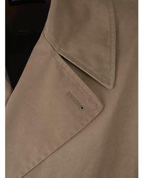 Balenciaga Oversize Trench Coat Marrón