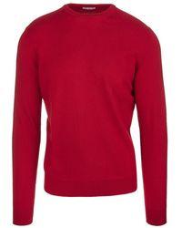 Fedeli Sweater - Rood