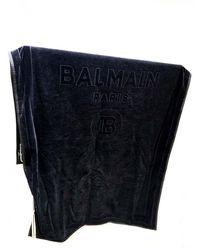Balmain Handdoek - Zwart