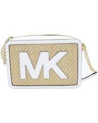 Michael Kors Crossbody Bag - Wit