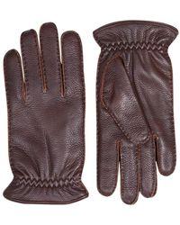 Hestra Handschuh - Marrone