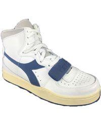 Diadora Basket Boot - Wit