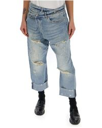 R13 Jeans - Blauw
