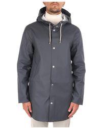 Stutterheim 820002 raincoats - Grau