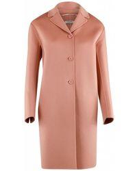 Max Mara Coat 901108016 - Roze