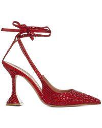 AMINA MUADDI Sandals - Rood