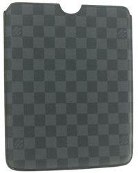 Louis Vuitton Etui Ipad - Grijs