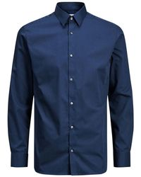 Jack & Jones - Jack&jones Jprnon Iron Shirt L/s Noos Overhemd - Lyst