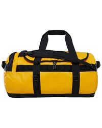 The North Face Base Camp Travel Bag M - Geel