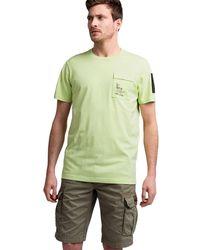 PME LEGEND Short Sleeve T-shirt - Groen