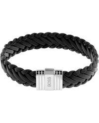 BOSS by HUGO BOSS Bracelet - Zwart