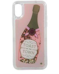 Kate Spade Iphone 6/7 Case - Roze