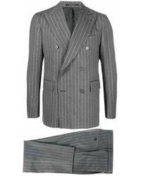 Tagliatore Suit - Grau