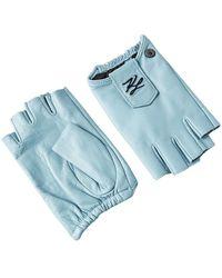 Karl Lagerfeld Gloves - Blauw