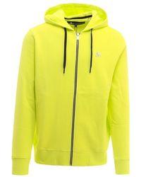 Moose Knuckles Sweatshirt M31ms604 - Geel