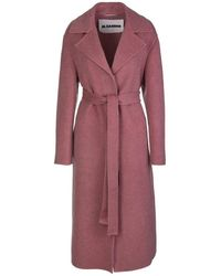 Jil Sander Trench coat - Rose