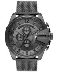 DIESEL Time Frames Watchs - Zwart
