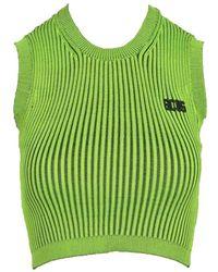 Gcds Women's Sweater - Groen