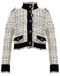 Dolce & Gabbana Tweed jacket - Bianco