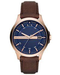 Armani Exchange - Watch Ax1470 - Lyst