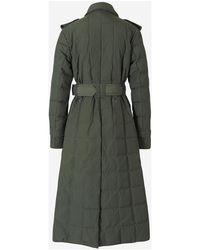 Ienki Ienki Padded coat Verde