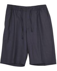 NN07 Drian shorts 1228 col 200 - Negro