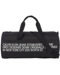 Calvin Klein K50k505825 Totes Man Nero - Zwart