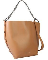 Rebecca Minkoff Shopping BAG - Marrone