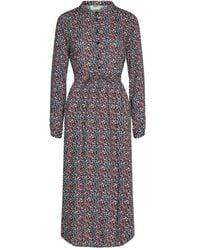 Minimum Tanisa Dress - 192721920-693 - Blauw