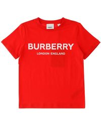 Burberry T-shirt - Rood