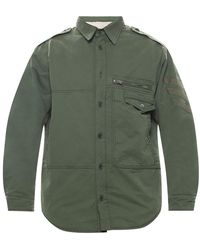 Zadig & Voltaire Jacket With Pockets - Groen