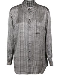 Burberry Carlota Shirt - Grijs