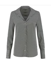 Fifth House Blouse - Blauw