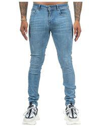 MALELIONS Jeans - Blu