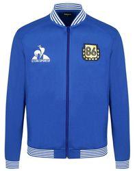 Le Coq Sportif Felpa - Blauw
