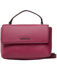 Calvin Klein K60k608170 Bag By Hand - Roze