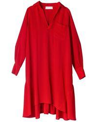 FWSS Dress Linea - Rosso