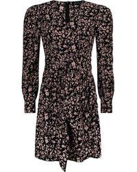 Lofty Manner Dress Channah - Zwart