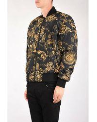 Versace Jeans Couture Bomber Negro
