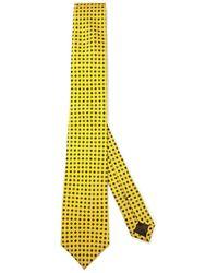 Church's Flower Tie - Geel