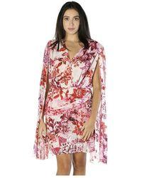 Soallure Dress - Rood