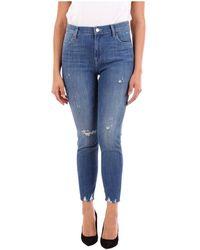 J Brand E Jeans - Blauw
