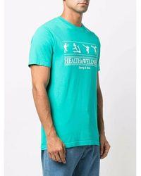 Sporty & Rich T Shirt Azul