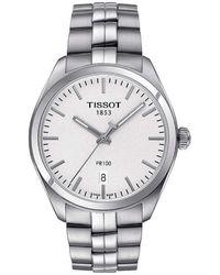 Tissot Pr 100 Watch - Grau