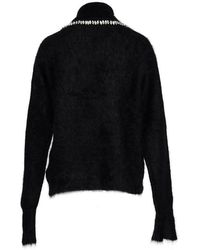 Marco Bologna Knitwear Negro