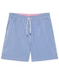 Hackett Swimsuit - Blauw
